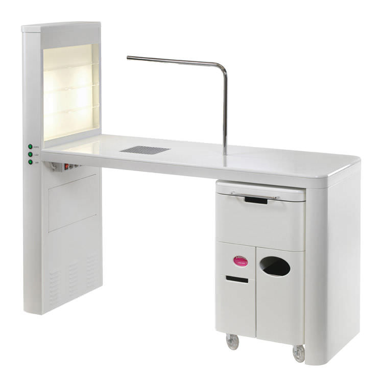 Modern Manicure Tables Manicure Tables